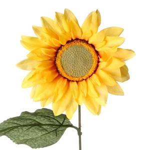 Girrassol 65cm Amarelo Flor Arte
