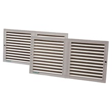 Grade de Ventilação Para a renovação do ar permanente Westaflex