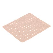 Grade para Pia 33x28cm Plástico Rosa Comfort Zone