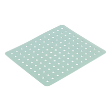 Grade para Pia 33x28cm Plástico Verde Comfort Zone