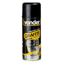 Grafite Spray Base Mineral 130G Vonder