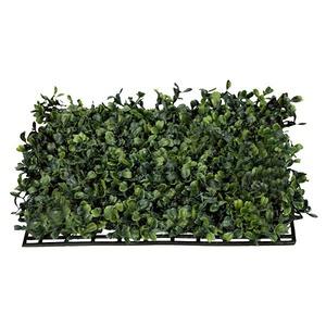 Grama Artificial 26x26cm Verde Flor Arte