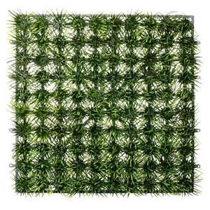 Grama Samambaia Verde 26X26cm Flor Arte