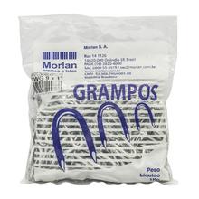 Grampo Galvanizado 1kg Morlan