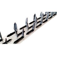 Grampo Rachadura de Borda Aço Galvanizado 27,8x20cm Gcms