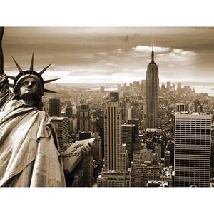 Gravura Liberty NY 18x24cm