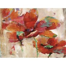 Gravura Pintura Flores 30x40cm