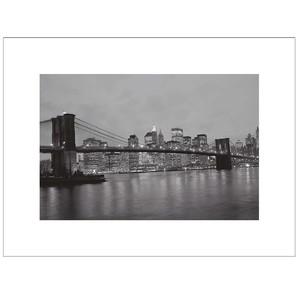 Gravura Ponte NY 30x40cm