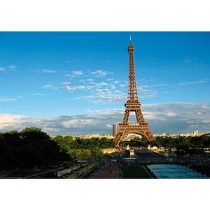 Gravura Manhã em Paris 40x57cm