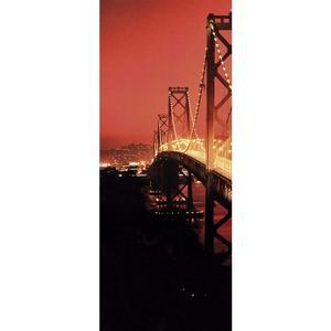 Gravura Red Bridge 50x20cm