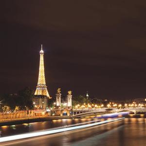 Gravura Paris Nights 70x70cm
