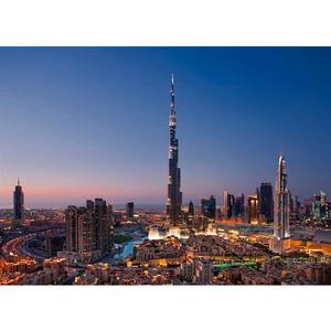 Gravura Dubai View 70x97cm