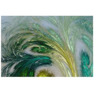 Gravura Estouro Abstrato 47x57cm