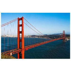 Gravura Golden Gate Bridge 50x70cm