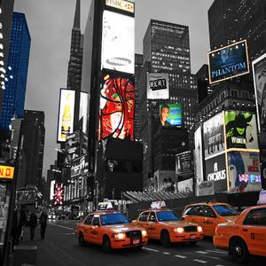 Gravura Nova York I 30x30cm