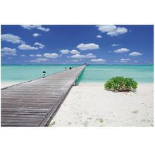Gravura Praia Verde 30x40cm