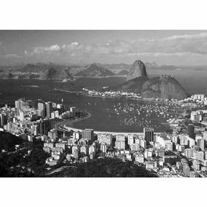 Gravura Rio de Janeiro 50x70cm