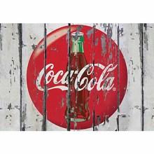 Gravura Símbolos da Coca 21x30cm