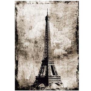 Gravura Torre Estilo 50x40cm