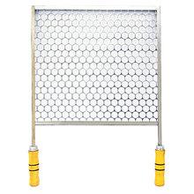 Grelha para Churrasqueira Aço Inox 43x63cm Atacadão Lazer