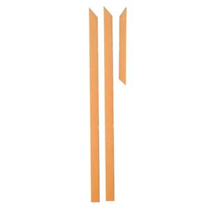 Guarnição Lisa Para Portas de Madeira Angelin 6,5x1,5 Galon