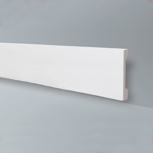 Guarnição Lisa Para Portas de Poliestireno 11cm WB11 Gart