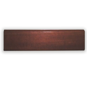 Guarnição Para Portas e Janelas Ipê 4x1 cm Natal Portas