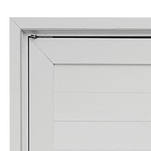Guarnição Porta Pivotante 216x100 Alumínio Branco Alumifort Sasazaki