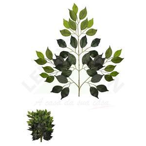 Haste Ficcus Verde 53cm Florarte
