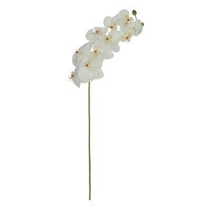 Haste Orquídea Premium Branco 90cm