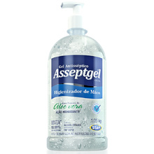 Higienizador de Mãos Asseptgel 880g Start Quimica