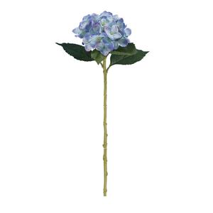 Hortência Azul Haste 55cm