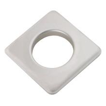 Ilhós Quadrado Plástico com 20 Titânio Plus D28 Couselo