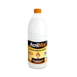 Impermeabilizante Acrílico AcrilMix Garrafa de 1Kg Rejuntamix