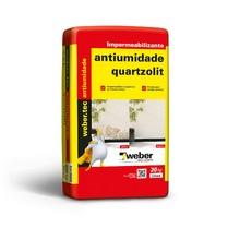 Impermeabilizante Antiumidade 20kg Quartzolit