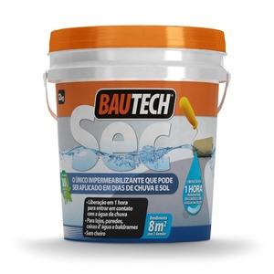 Impermeabilizante Bautech Sec 12 Kg