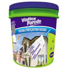 Impermeabilizante de Fachada Viaflex Parede 18Kg Viapol