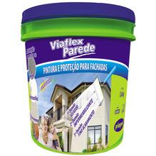 Impermeabilizante de Fachada Viaflex Parede 3,6kg Viapol