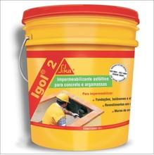 Impermeabilizante Modelo Igol 2 Preto Composição Asfalto Emulsionado Fornecimento 3,6L