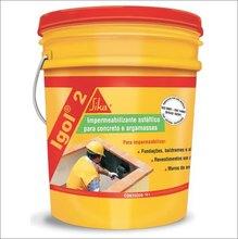 Impermeabilizante Modelo Igol 2 Cor Preto Composição Asfalto Fornecimento 18L