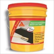 Impermeabilizante Igolflex Preto Composição Asfalto Emulsionado Fornecimento 3,6 kg