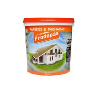 Impermeabilizante para paredes e fachadas 16kg Prodopas