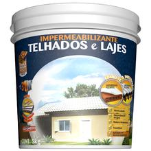 Impermeabilizante Telhados e lajes Cerâmica 5 kg Hydronorth