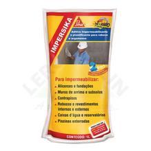 Impersika Aditivo Líquido para Argamassa 1Lt Sika