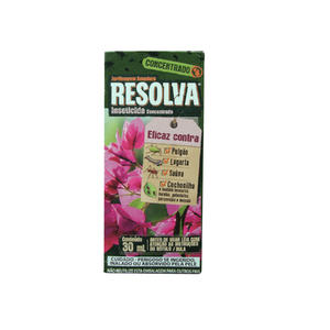 Inseticida Concentrado 30ml Resolva