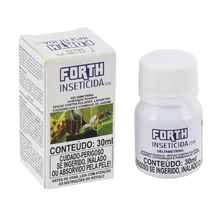 Inseticida Deltametrina Concentrado 30ml Forth