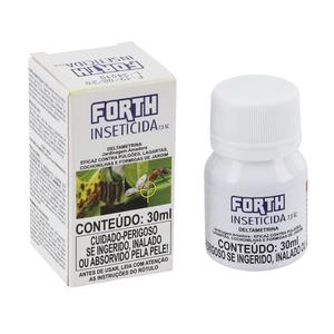 Inseticida Deltametrina Concentrado 30ml Forth