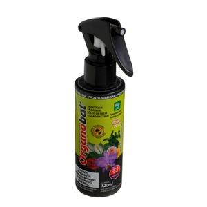 Inseticida Natural Organobat  Pronto uso 120ml Terral
