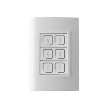 Interruptor Eletrônico 4x2 6 Cenas MyWay Easy Automation