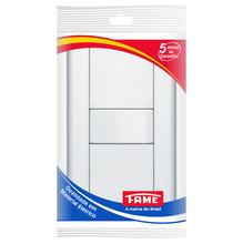 Interruptor Simples 10A 250V Branco Modulare Fame